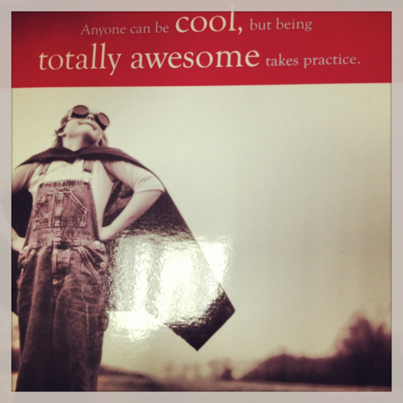 I am Totally Awesome
